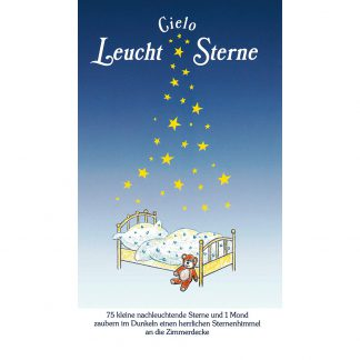 Cielo Leucht-Produkte - Leuchtsterne und Mond