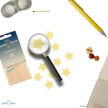 Cielo Leucht-Produkte - Starterset - 12 - Inhalt